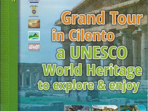 """Guida Turistica """"Gran Tour in Cilento"""""""