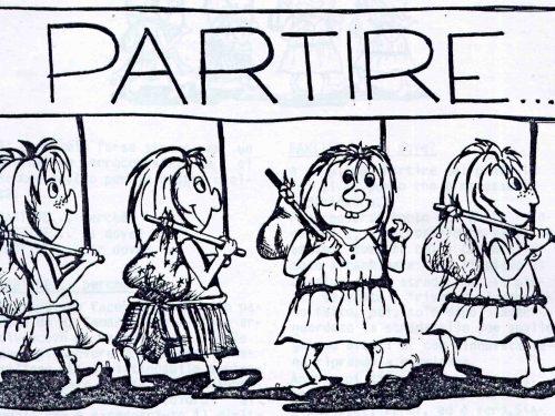 Partire – Anno 1987 (Numero 1)