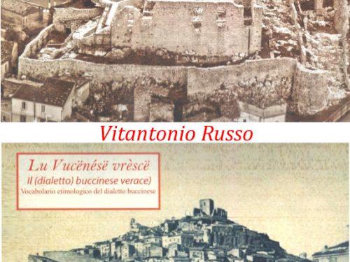 Russo Vitantonio – Vocabolari buccinesi (estratti)