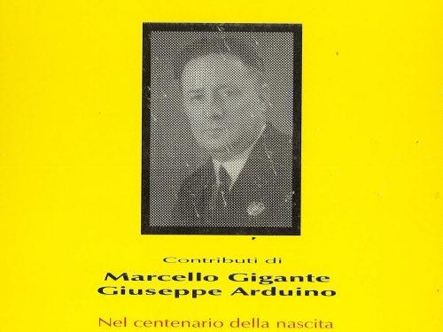 Quintino Di Vona (1894-1944). Antologia degli scritti